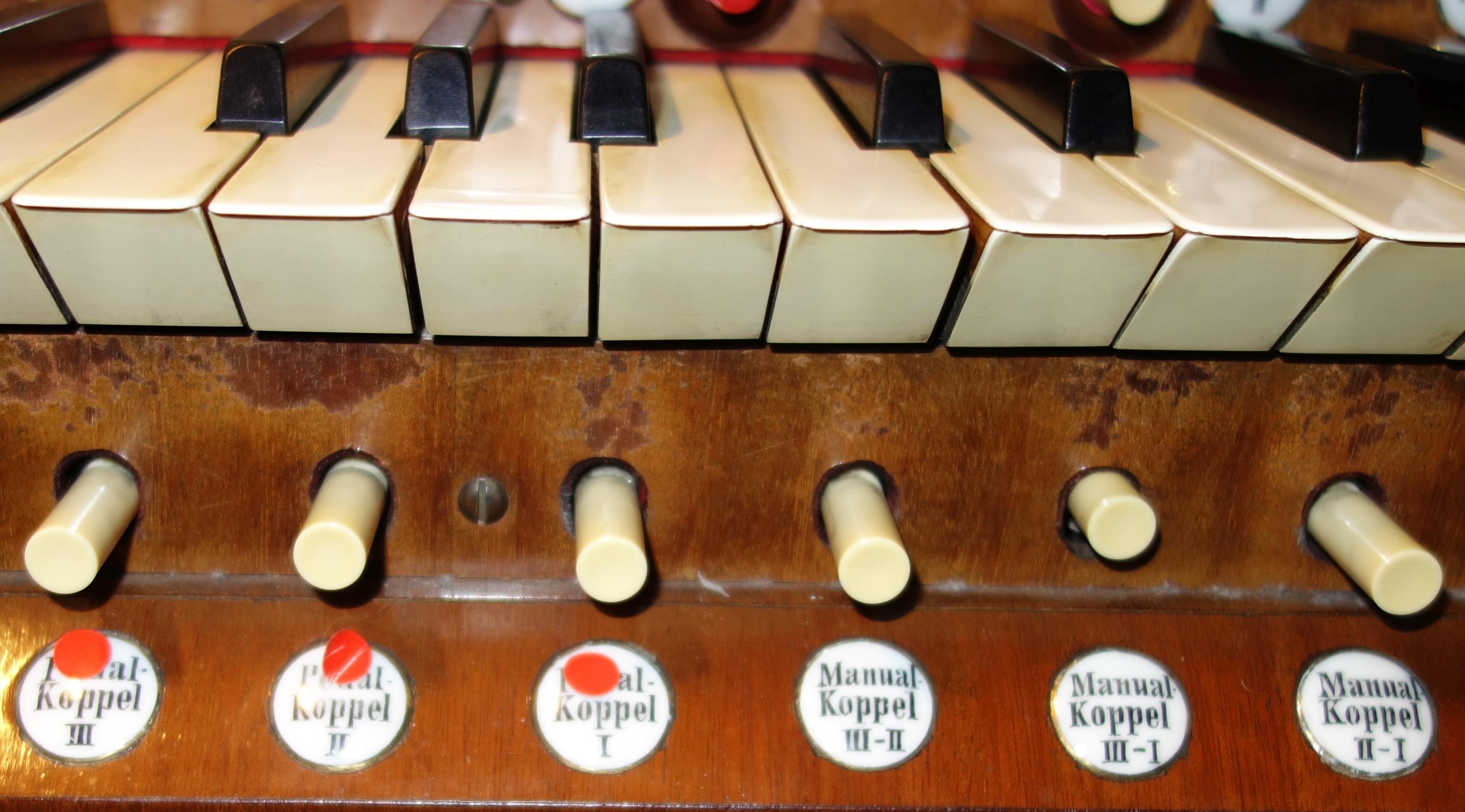 Die Steinmeyer-Orgel von Corpus-Christi, Berlin